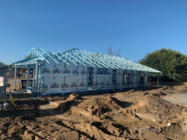 EXCITING NEW DISPLAY HOME BY MAJOR PERTH BUILDER UNDERWAY